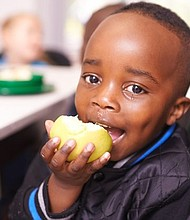 The problem is straightforward: Without school, a lot of our community's kids often don't eat. Close to 30 million children use the National School Lunch Program each year.