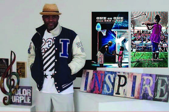 Actor Dwayne Clark, his 8-year old son DJ, and his 11-year old daughter Jada have launched a series of children's ...