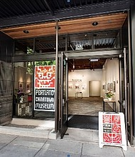 "The entrance to Portland Chinatown Museum on Northwest Third Avenue.  Asian Americans, including the board and staff of the Portland Chinatown Museum, are decrying rhetoric which labels the COVID-19 pandemic a ""Chinese virus"" which echoes those historical lessons of the past which place blame on a particular ethnic group rather than on the true cause.      Photo courtesy Jeff Lee Photography."