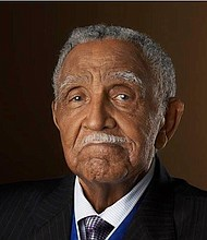 Rev. Dr. Joseph Lowery, one of America's longest and most esteemed civil rights leaders, died March 27 at the age of 98.  Photo courtesy Joseph and Evelyn Lowery Institute for Justice & Human Rights.