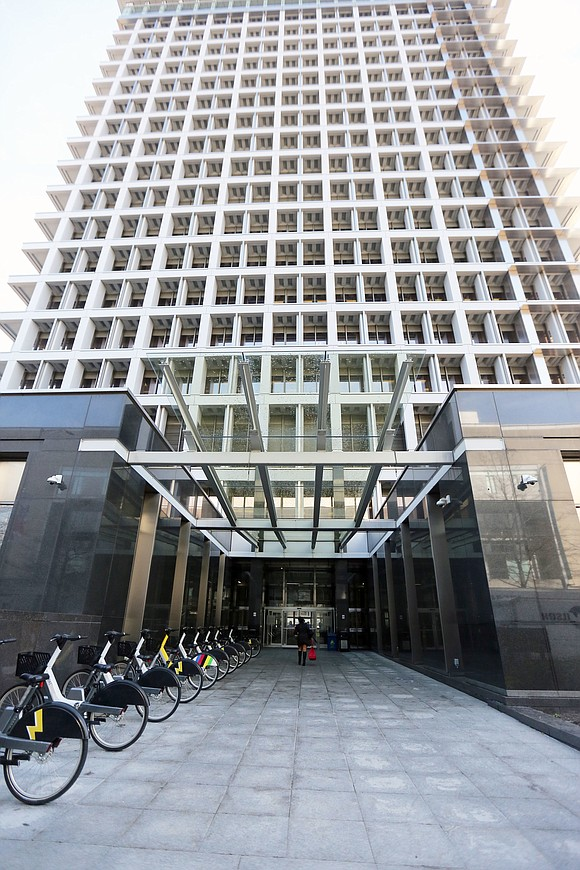 Richmond City Hall, which has been shuttered to the public since mid-March, will remain closed to non-essential employees until at ...
