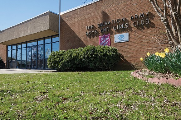 The Salvation Army this week turned its recently renovated Boys and Girls Club in Church Hill into a temporary 75-bed ...