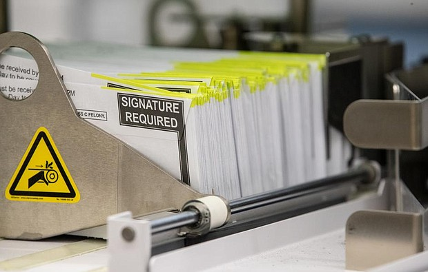 Oregon's vote-by-mail election for the May 19 Primary will go on as scheduled despite the coronavirus health crisis. You can stay home, stay safe and vote-by-mail — this year, the postage will be free.