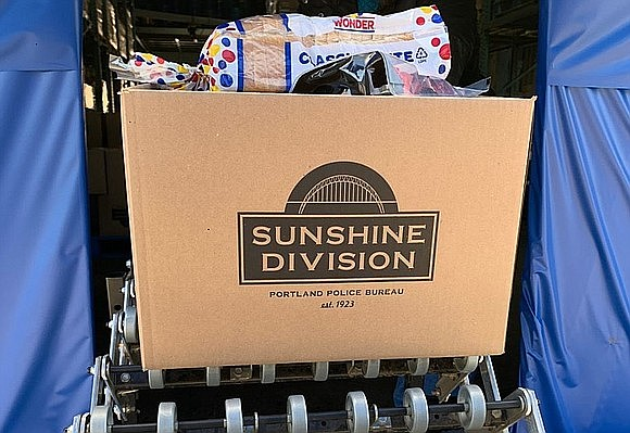 In response to the coronavirus public health crisis, the Sunshine Division announced Friday it was increasing its emergency food box distributions with home deliveries. For the next 10 weeks, the nonprofit plans to deliver 200 food boxes to families and individuals within Portland and Gresham five days a week, for a total of 1,000 home deliveries every week.