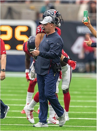Texans Head Coach/General Manager Bill O'Brien