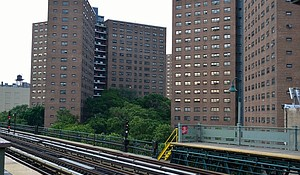 Manhattanville Houses/NYCHA