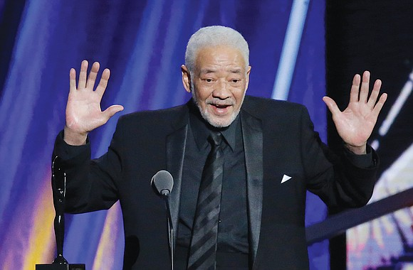 Bill Withers, who wrote and sang a string of soulful songs in the 1970s that have stood the test of ...