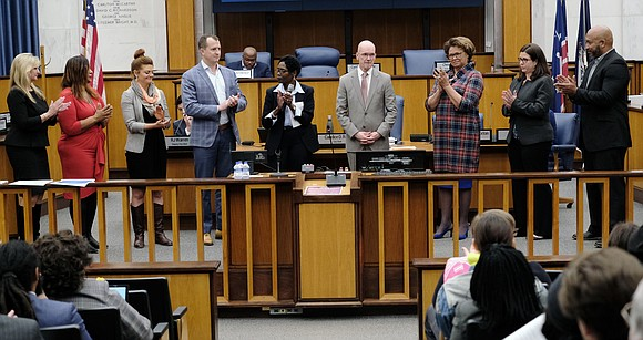City Council is to take its final step Thursday, April 9, to enable online meetings that would include a method ...