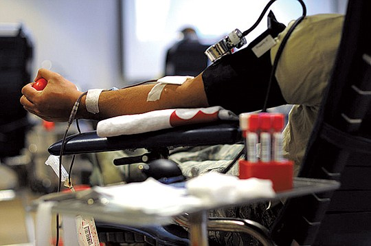 Blood donation centers across the U.S. are ramping up efforts to collect..