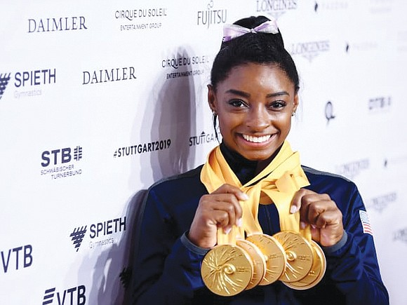 Simone Biles was an overwhelming favorite to repeat as All-Around Artistic Gymnastic champion at the 2020 Summer Olympics in Tokyo. ...