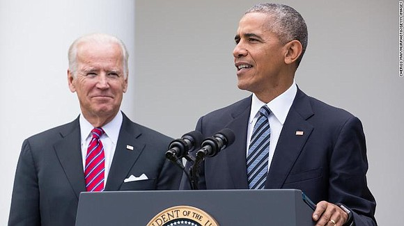 Former President Barack Obama offered his formal endorsement ofJoe Biden on Tuesday, injecting himself squarely in the presidential race for ...