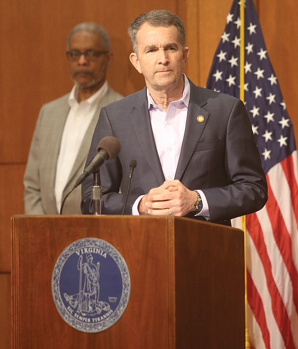 Democratic Gov. Ralph S. Northam has signed sweeping changes into state law that will allow people to vote up to ...
