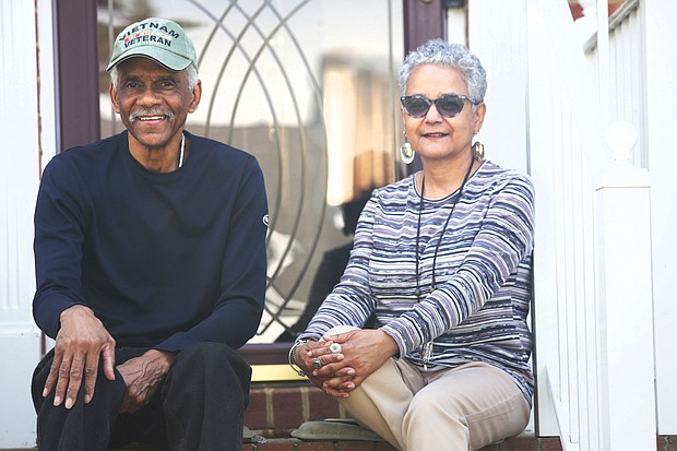 """Reginald """"Bubba"""" Williams III, and his sister, Denise Williams, have shared a home in Henrico County for the past six years. """"We do well together, but we are both missing our activity,"""" Ms. Williams said. """"I am totally missing getting out."""" But she knows staying in will help stop the transmission of the coronavirus, protecting her, her brother and others. She said she used to go out a lot.  But now, """"No malls. No stores."""" And lately, she said, """"My sleep habits aren't good."""""""