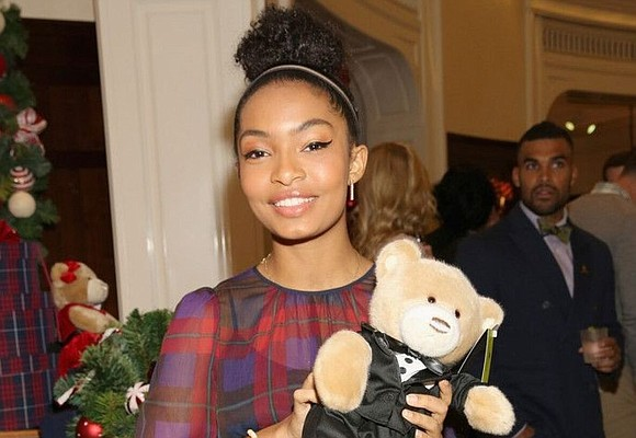 Yara Shahidi is a longtime change agent for social and charitable causes.