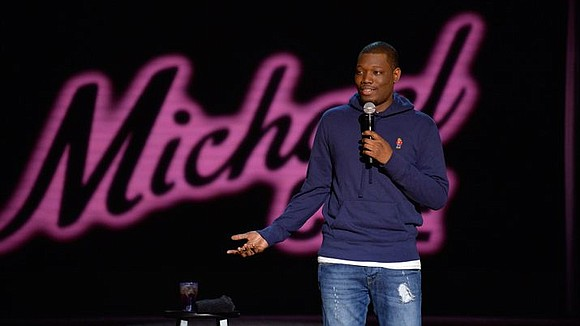 SNL cast member Michael Che is paying it forward as the city suffers through the COVID-19 pandemic
