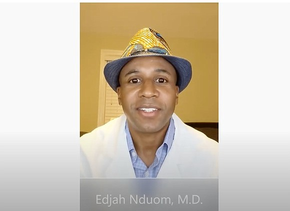 Fellowship-trained neurosurgical oncologist shares YouTube video on being prepared for an emergency during COVID-19: