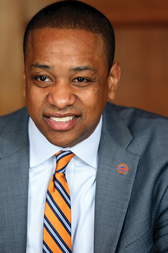 Lt. Gov. Justin E. Fairfax formally kicked off his campaign for governor last Saturday, a year after facing two allegations ...