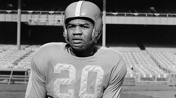 George Taliaferro was a game changer regarding the NFL draft. He also took versatility to a higher level.