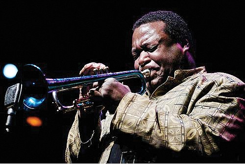 Award-winning jazz trumpeter Wallace Roney, who studied under and collaborated with the Miles Davis, Art Blakey and other jazz greats ...