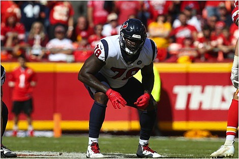 The Houston Texans have made it clear since the 2017 NFL Draft that their number one priority is to keep ...