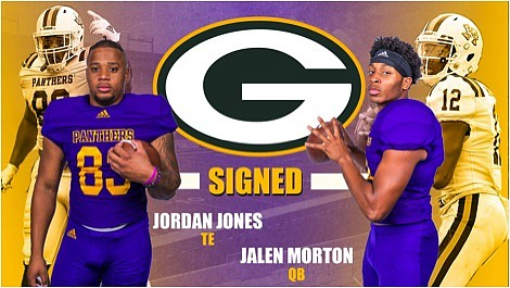 The end of the 2020 NFL Draft did not stop two players from Prairie View A&M University from fulfilling their ...