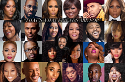 TV Host & Pop Culture Commentator Jawn Murray has assembled an all-start list of R&B, Gospel & Jazz singers for ...