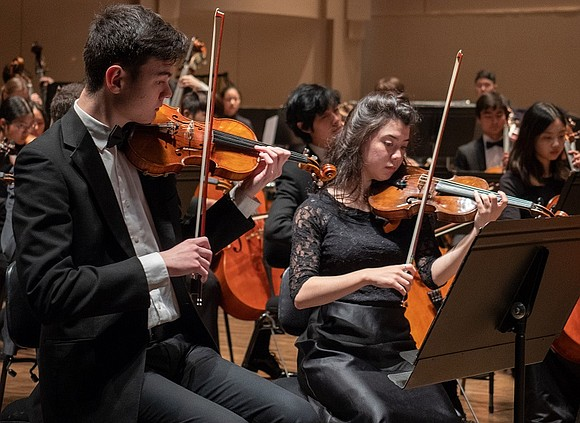 Portland Youth Philharmonic gives hope and solace to a quarantined public by making an unprecedented number of online performances and ...
