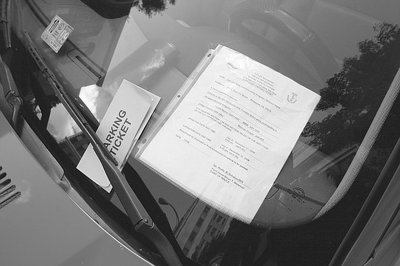 City Hall is giving a break to people with outstanding parking tickets.