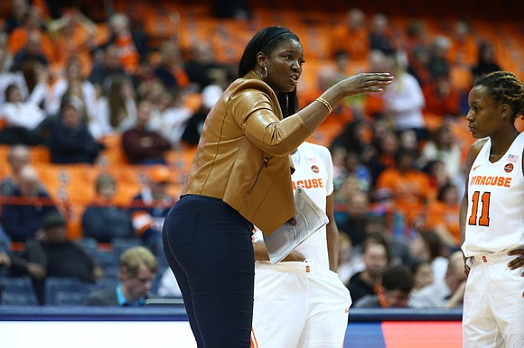 It all happened in rapid and unexpected succession. After two years at the helm of the women's basketball program at ...