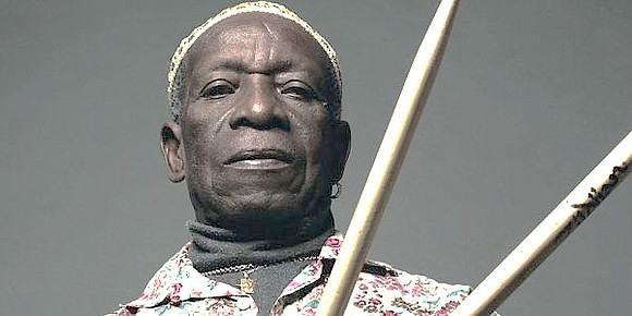 Pioneering drummer for many decades, Tony Allen was a musical partner of the Nigerian singer, composer and activist Fela Anikulapo-Kuti. ...