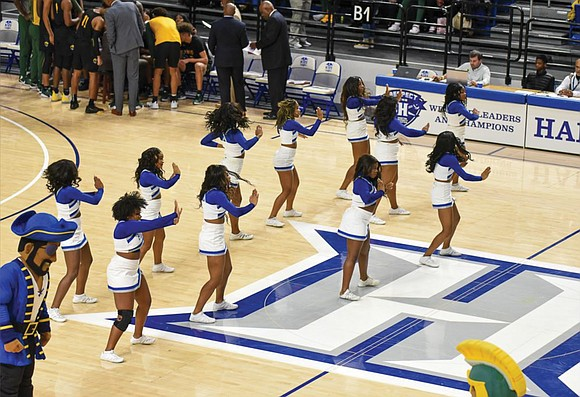 The coronavirus pandemic is affecting every aspect of athletics, even cheerleading. Hampton University has conducted a virtual tryout for its ...