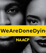 The NAACP's #WeAreDoneDying campaign is aimed at exposing the inequities embedded into the American healthcare system and the country at large.