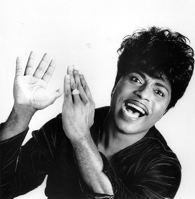 This 1966 file photo shows Little Richard, a rock 'n' roll pioneer whose piercing wail, pounding piano and towering pompadour irrevocably altered popular music while introducing black R&B to white America.  (AP photo)