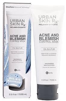 Acne & Blemish Control Mask