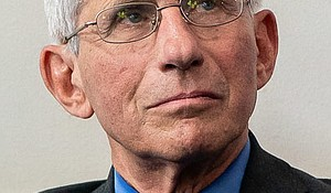 Director of the National Institute of Allergy and Infectious Diseases Dr. Anthony S. Fauci