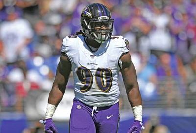 The Baltimore Ravens have agreed to a one-year-deal to bring veteran outside linebacker Pernell McPhee back for another season.