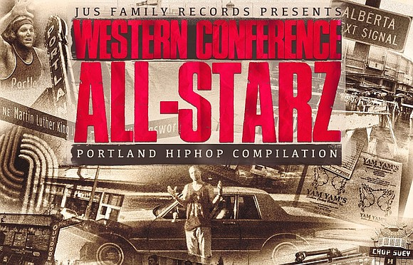 The double CD captured a time when the hip-hop scene was growing and developing and featured a wealth of talent