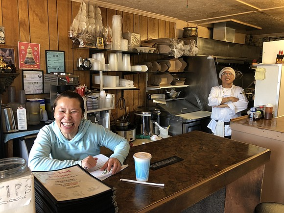 A new partnership between two east Portland nonprofits, local restaurants and the city of Portland is bringing food to people ...