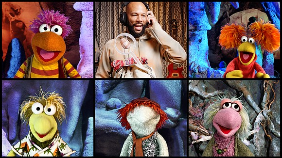 "The Fraggles are back for more fun, music and silly adventures in a brand new mini-episode of ""Fraggle Rock: Rock ..."