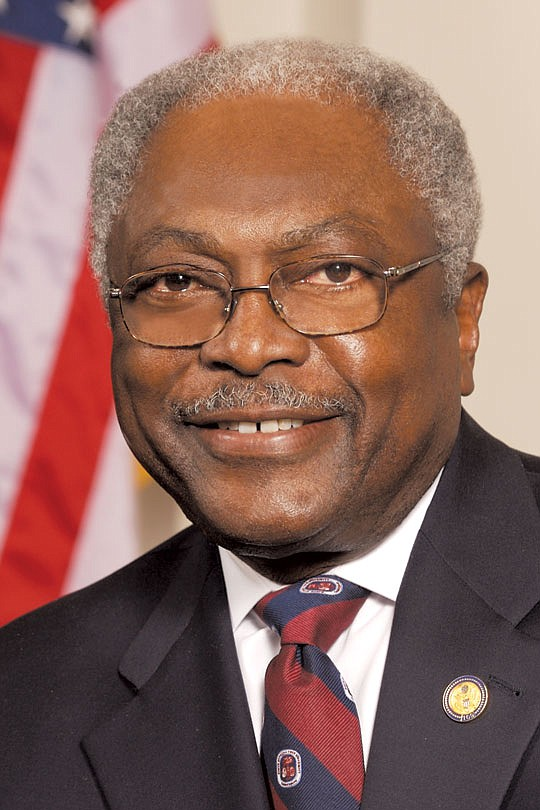 """U.S. Rep. James Clyburn, wants to make """"Lift Every Voice and Sing,"""" known as the Black national anthem, the national ..."""