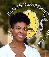 Dr. Letitia DzirasaCommissioner Baltimore City Health Department