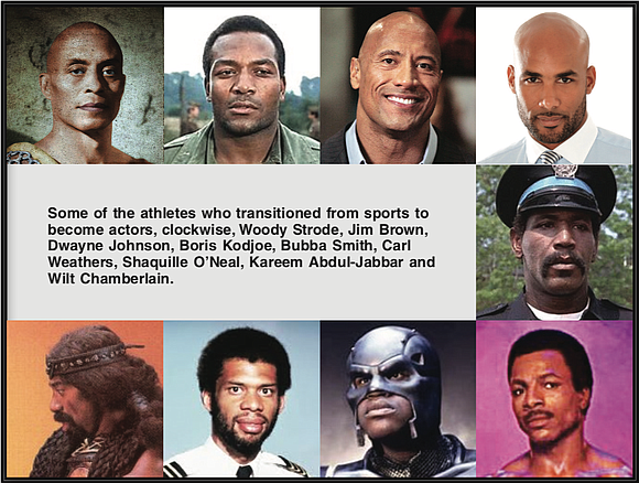 Woody Strode was among the first four African-Americans to play in the NFL, but that isn't necessarily his top claim ...