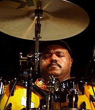 Happy Birthday to Baltimore's own, Dennis Chambers, now world renowned drummer, percussionist, and my musician son. I pray that you have many more.
