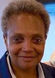 Mayor Lori E. Lightfoot