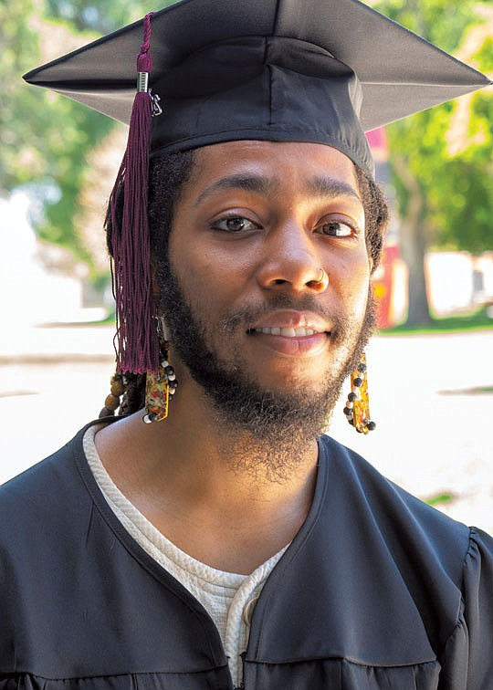Associate degree candidate Jonathon Riptoe has been selected as..