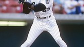 Michael Jordan suited up in 1994 for the Birmingham Barons.