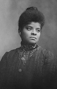 Ida B. Wells, an icon of America's civil rights and women's rights..