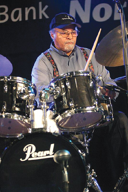 Jimmy Cobb, whose gift for understated drumming provided the..