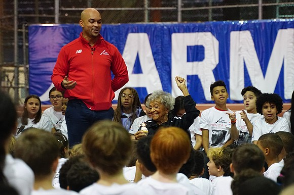 With kids stuck inside due to social distancing, the Armory's CityTrack (for middle schoolers) and Little Feet (second through fifth ...