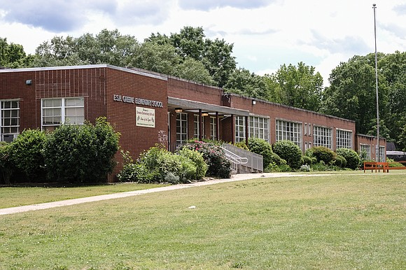 Despite the pandemic, construction continues on the new Cardinal Elementary School in South Side, one of three replacement schools Richmond ...
